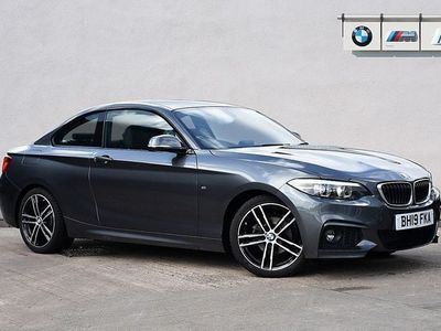 used BMW 218 2 SERIES d M Sport 2dr Step Auto [Nav]