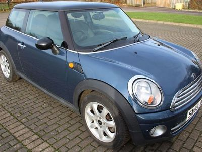 used Mini Cooper D Hatch 1.63dr