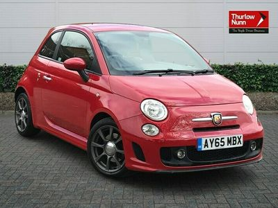 used Abarth 595 1.4 - MAIN DEALER PREPAIRED