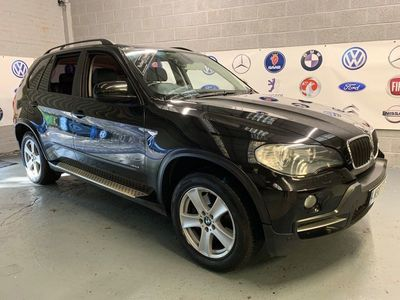 used BMW X5 3.0 30d SE 5dr