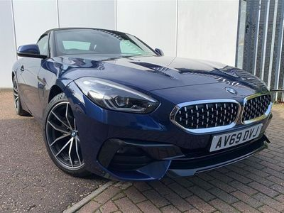 used BMW Z4 ROADSTER sDrive 30i Sport 2dr Auto 2019/69