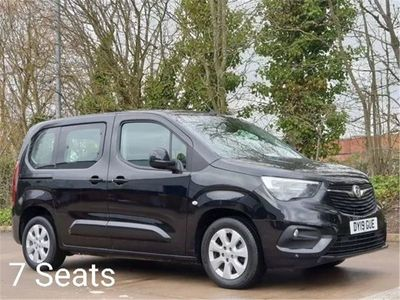 used Vauxhall Combo Life 1.2 Turbo Energy 5Dr [7 Seat]