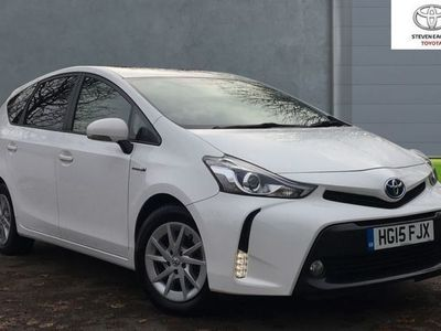 used Toyota Prius+ 1.8 VVT-h Icon CVT (s/s) 5dr