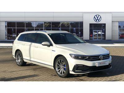 used VW Passat 1.4 TSI PHEV GTE Advance 5dr DSG Estate