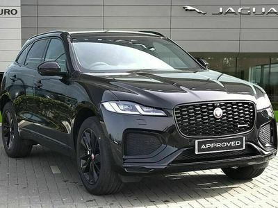 used Jaguar F-Pace NewD200 R-Dynamic S Diesel MHEV 2.0 5dr