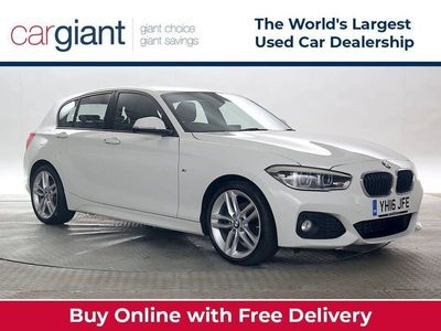used BMW 120 D 2.0 M Sport 5dr