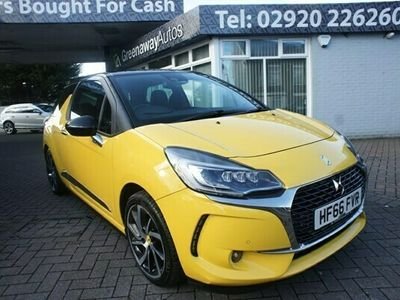 used DS Automobiles DS3 PURETECH PRESTIGE S/S STUNNING CAR WHAT AN EYE FULL 3-Door