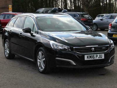 used Peugeot 508 1.6 BlueHDi 120 Active 5dr