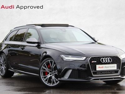 used Audi RS6 RS6 Performance Automaticavant