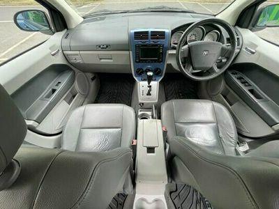 used Dodge Caliber 2.0 SXT CVT 5dr