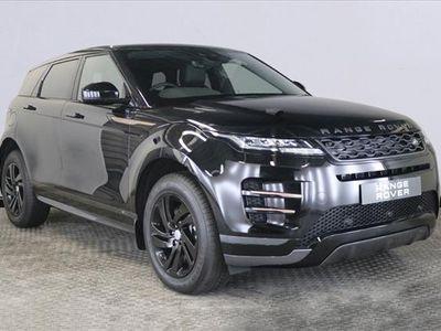 used Land Rover Range Rover evoque DIESEL HATCHBACK Diesel 2.0 D150 R-Dynamic S 5dr Auto