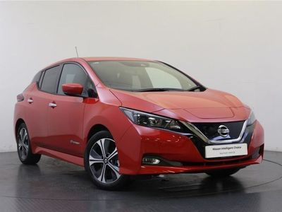 used Nissan Leaf 110Kw N-Connecta 40Kwh 5Dr Auto
