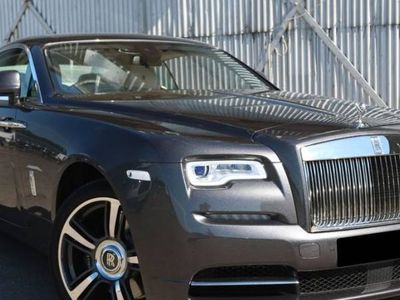 used Rolls Royce Wraith PETROL AUTOMATIC COUPE 2 DOORS