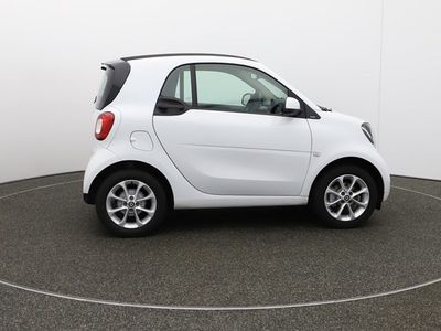 used Smart ForTwo Cabrio PASSION for sale | Big Motoring World