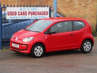 used VW up! Up 1.0 Take3dr