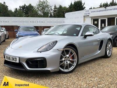 used Porsche Cayman GTS Pdk