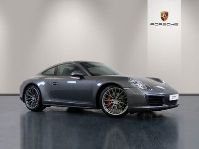 used Porsche 911 Carrera 4S S 2dr PDK [991] coupe