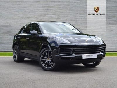used Porsche Cayenne coupe 3.0 4dr