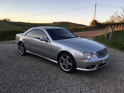 used Mercedes CL500 W215 AMG Pack - Low mileage and owners Full History and Immaculate