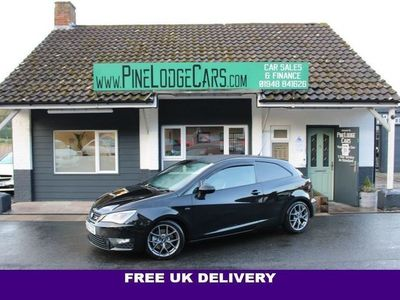 used Seat Ibiza 1.4 CUPRA TSI DSG 180 BHP / BBS ALLOYS / BILSTEIN COILOVERS LEATHER S / 3dr