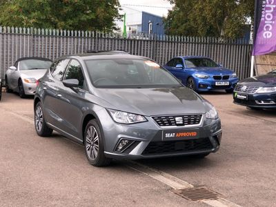 used Seat Ibiza 1.0 (75ps) XCELLENCE (s/s) 5-Door Hatchback