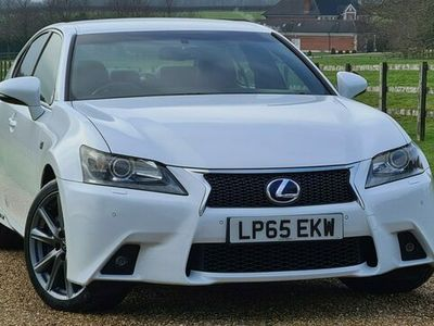 used Lexus GS300h F SPORT