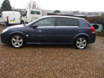used Vauxhall Signum 1.8 i 16v Elegance 5dr
