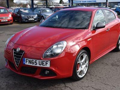 used Alfa Romeo Giulietta 1.4 5dr QV Line Multiair