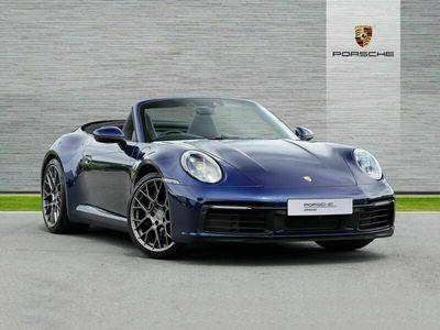 used Porsche 911 Carrera Cabriolet 911 3.0 (385ps) PDK