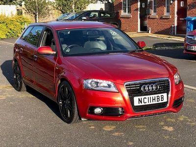 used Audi A3 Sportback 1.6 TD S line 5dr