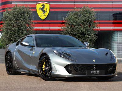 used Ferrari 812 Superfast (Demonstrator Vehicle - Please Enter Details)