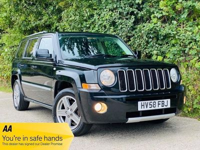 used Jeep Patriot S-LIMITED