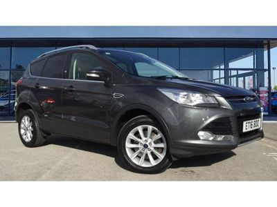 used Ford Kuga 2016 Derby 2.0 TDCi 180 Titanium 5dr Powershift Diesel Estate