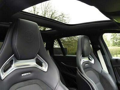 used Mercedes S63 AMG E-Class Estate E4Matic+ Premium AMG Speedshift MCT auto 5d