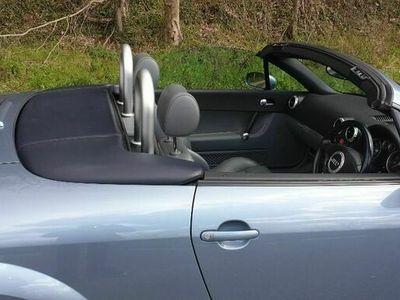 used Audi TT Roadster 3.2 DSG quattro 2dr