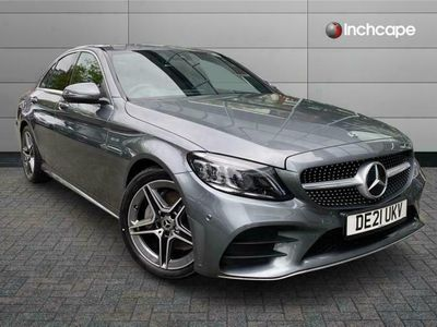 used Mercedes C200 C CLASS SALOON SPECIAL EDITIONAMG Line Night Edition Premium 4dr 9G-Tronic saloon special editions