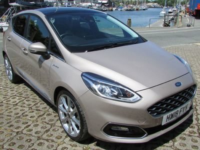used Ford Fiesta Vignale 1.0 Ecoboost 5Dr