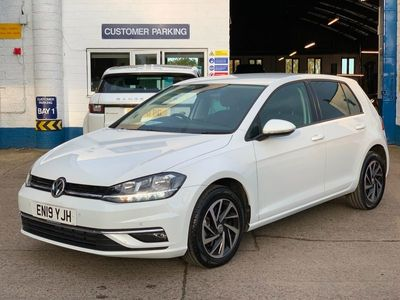 used VW Golf 1.6 TDI Match 5dr DSG, VERY LOW MILES, MAY 2022 WARRANTY.