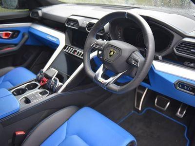 used Lamborghini Urus 4.0T FSI V8 5DR AUTO
