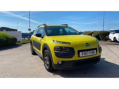 used Citroën C4 Cactus 2017 Derby 1.2 PureTech [110] Feel 5dr Petrol Hatchback