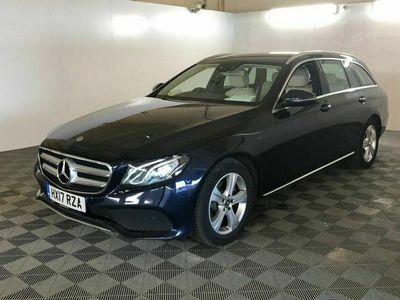 used Mercedes E220 E ClassSE 5dr 9G-Tronic For Sale Reg:HX17 RZA