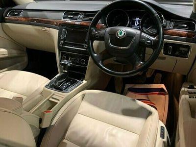 used Skoda Superb ELEGANCE TDI CR DSG Hatchback 2011