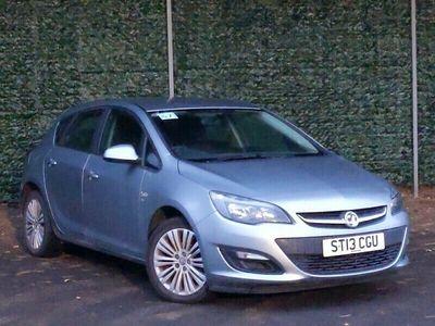 used Vauxhall Astra 1.4 Energy