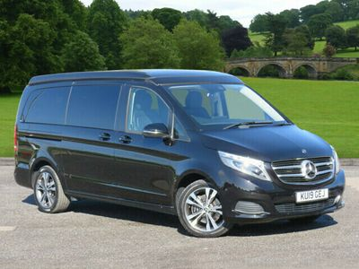 used Mercedes V220 Marco Polo Sport long