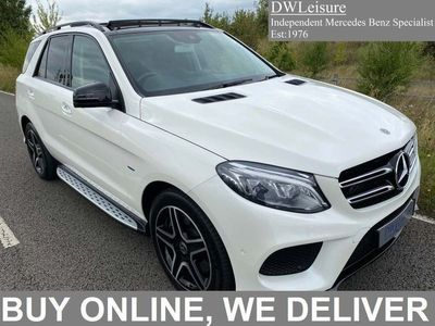 used Mercedes GLE500 Gle Class 3.0V6 8.8kWh AMG Night Edition (Premium Plus) G-Tronic+ 4MATIC (s/s) 5dr