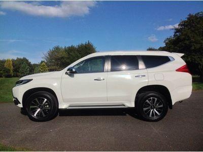 used Mitsubishi Shogun Shogun SportSport 2.4D 4 Auto 4WD 5dr SUV 2018