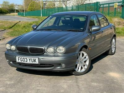 used Jaguar X-type 3.0 V6 Sport (AWD) 4dr