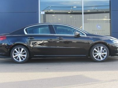 used Peugeot 508 GT LINE 150BHP BLUE HDI S/S Saloon 2018