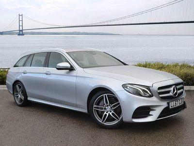 used Mercedes E220 E ClassEstate Estate 2017