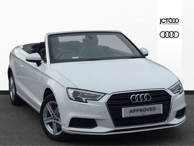 used Audi A3 Cabriolet SE 1.6 TDI 110 PS 6-speed